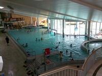 vnitřní bazén v Laa
